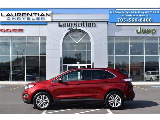 2017 Ford Edge SEL (Stk: 20410A) in Greater Sudbury - Image 1 of 35
