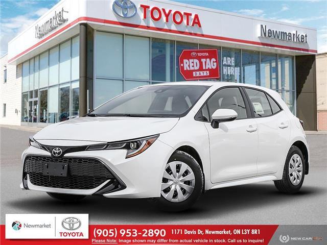 2021 Toyota Corolla Hatchback Base (Stk: 36484) in Newmarket - Image 1 of 23