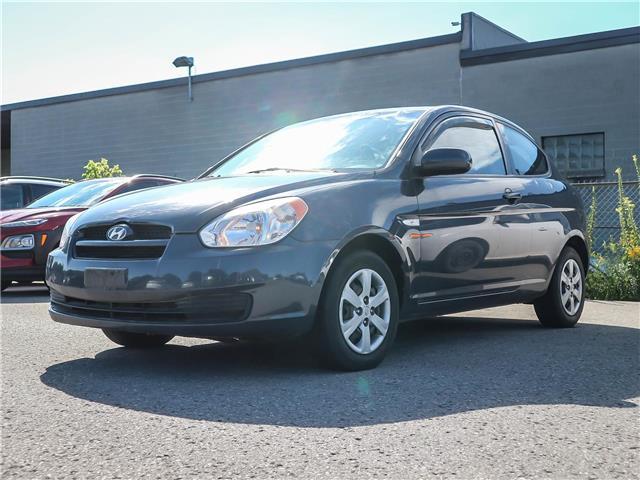 2010 Hyundai Accent  (Stk: P41065A) in Ottawa - Image 1 of 1