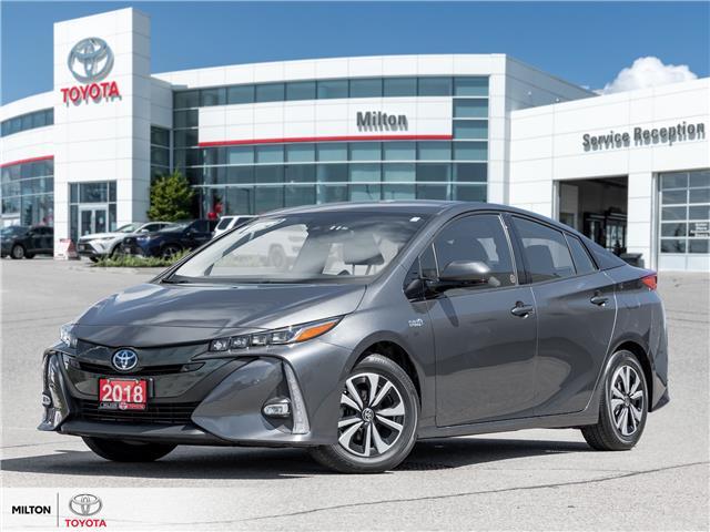 2018 Toyota Prius Prime Upgrade (Stk: 093071A) in Milton - Image 1 of 23