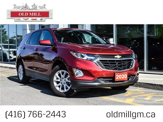 2020 Chevrolet Equinox LT (Stk: 204777U) in Toronto - Image 1 of 22