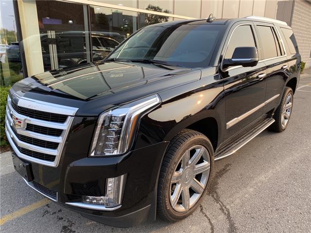 Used 2019 Cadillac Escalade Premium Luxury  - London - Finch Chevrolet