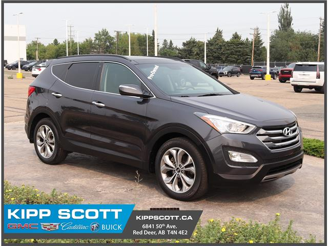 2015 Hyundai Santa Fe Sport 2.0T SE (Stk: 00229W) in Red Deer - Image 1 of 31