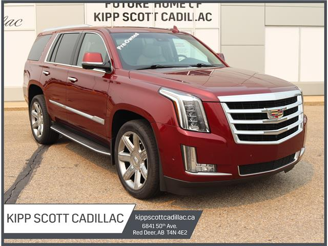 2018 Cadillac Escalade Luxury (Stk: P10873) in Red Deer - Image 1 of 37
