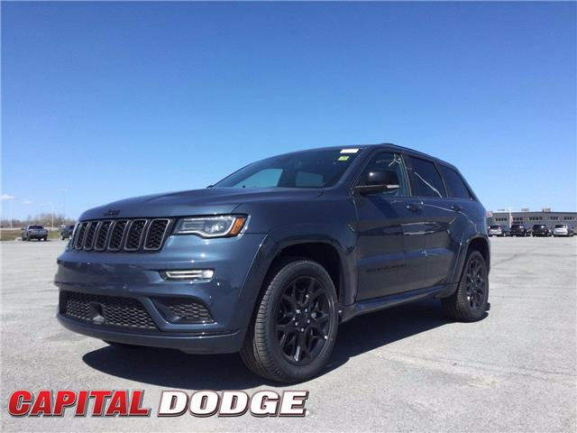 2021 Jeep Grand Cherokee Limited (Stk: M00307) in Kanata - Image 1 of 29