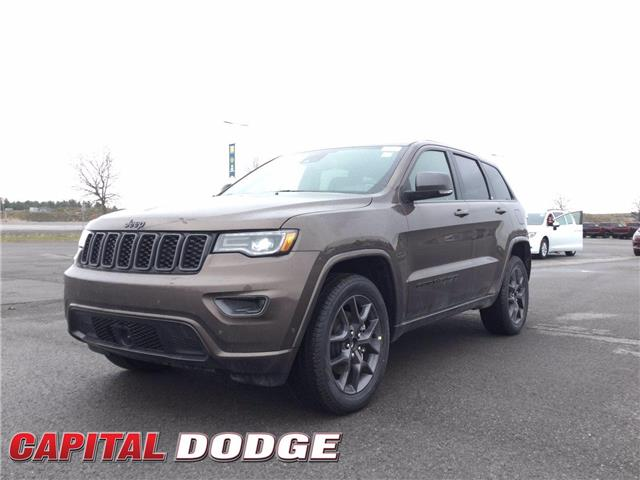 2021 Jeep Grand Cherokee Limited (Stk: M00269) in Kanata - Image 1 of 25