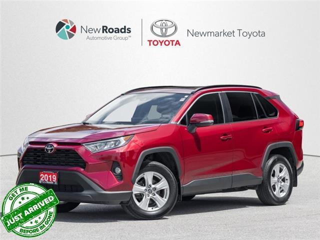 2019 Toyota RAV4 XLE (Stk: 364051) in Newmarket - Image 1 of 23