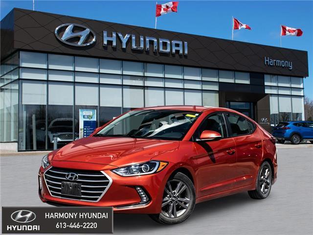 2017 Hyundai Elantra  (Stk: 21212a) in Rockland - Image 1 of 28