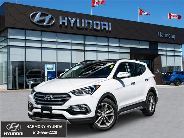 2017 Hyundai Santa Fe Sport 2.0T Limited (Stk: p901a) in Rockland - Image 1 of 30