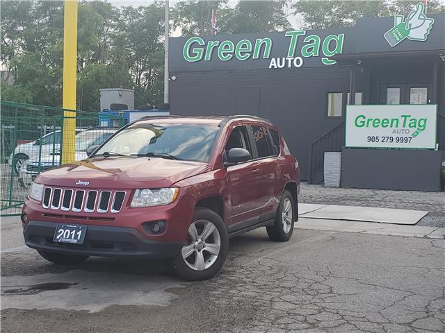 2011 Jeep Compass Sport/North (Stk: 5609) in Mississauga - Image 1 of 25