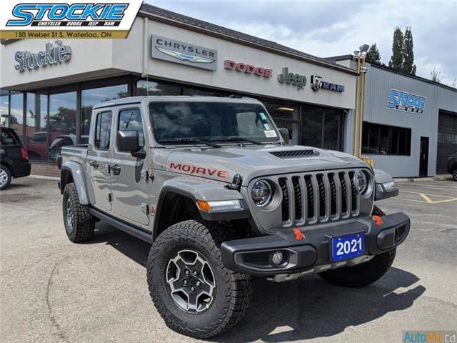 2021 Jeep Gladiator Mojave (Stk: 36924) in Waterloo - Image 1 of 16