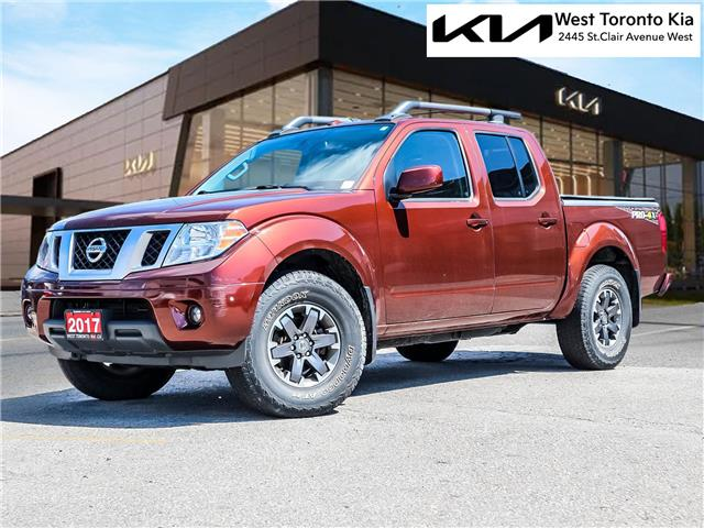 2017 Nissan Frontier PRO-4X (Stk: T21423) in Toronto - Image 1 of 30