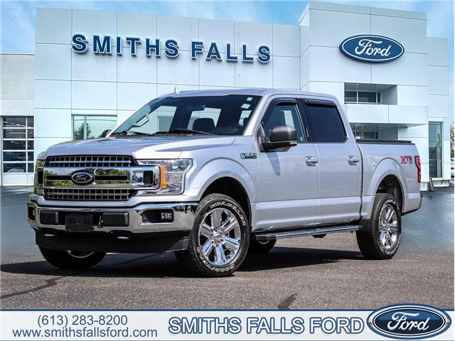 2018 Ford F-150 XLT (Stk: 21230A) in Smiths Falls - Image 1 of 29
