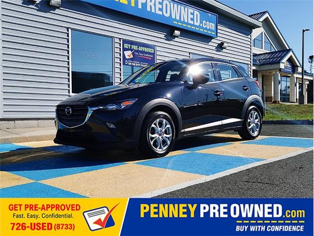 2019 Mazda CX-3 GS (Stk: 40652A) in Mount Pearl - Image 1 of 16