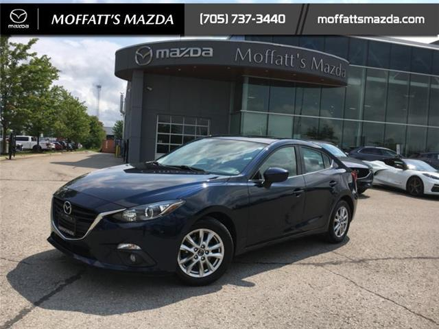 2015 Mazda Mazda3 GS (Stk: P9305A) in Barrie - Image 1 of 21
