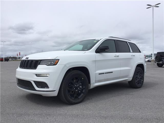 2021 Jeep Grand Cherokee Limited (Stk: M00407) in Kanata - Image 1 of 28