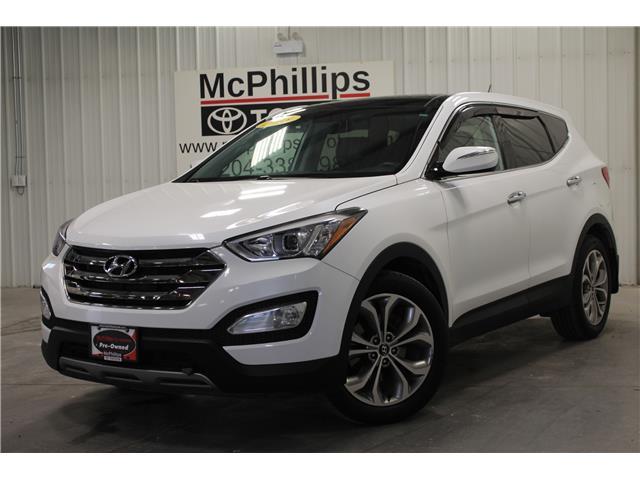 2013 Hyundai Santa Fe Sport  (Stk: S127002A) in Winnipeg - Image 1 of 27