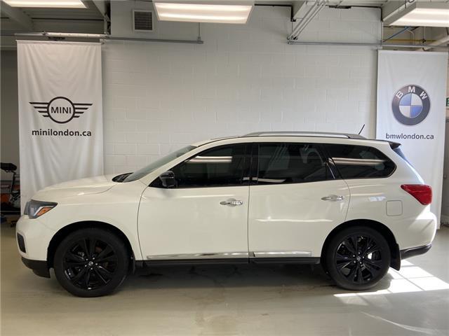 2017 Nissan Pathfinder S (Stk: UPB3027) in London - Image 1 of 22