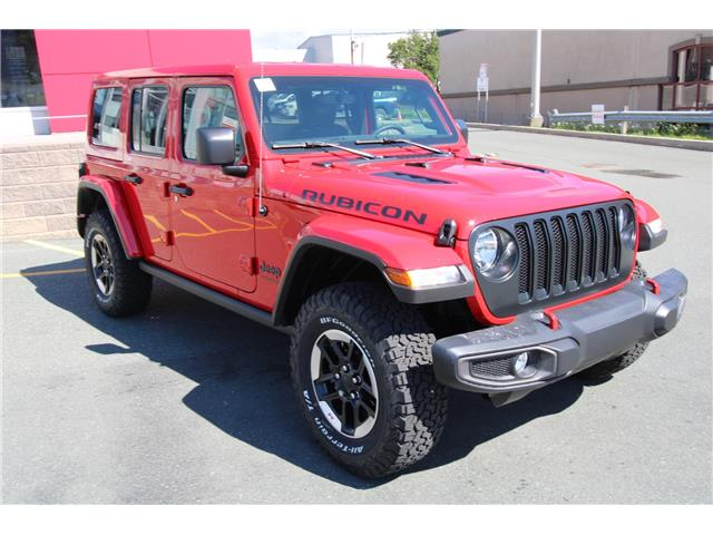 2021 Jeep Wrangler Unlimited Rubicon (Stk: PW3250) in St. John\'s - Image 1 of 19