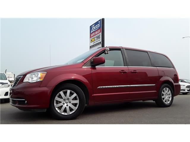 2015 Chrysler Town & Country Touring (Stk: P832) in Brandon - Image 1 of 27