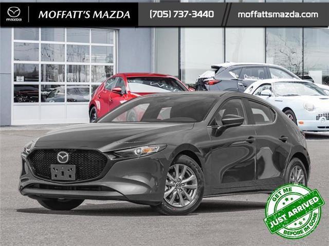 2021 Mazda Mazda3 Sport GS (Stk: P9468) in Barrie - Image 1 of 23