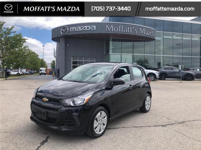 2018 Chevrolet Spark LS Manual (Stk: P8856AAA) in Barrie - Image 1 of 17