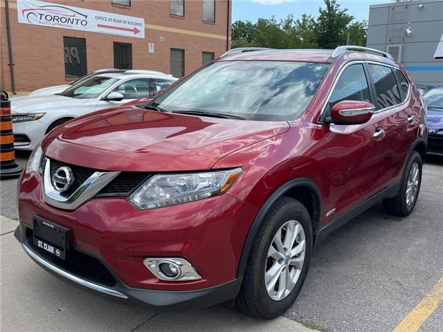 2014 Nissan Rogue SV (Stk: 211627A?) in Toronto - Image 1 of 21