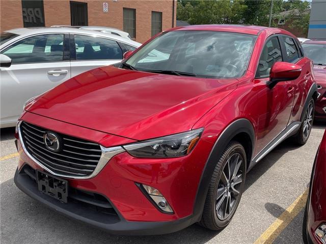 2018 Mazda CX-3 GT (Stk: P3784) in Toronto - Image 1 of 21