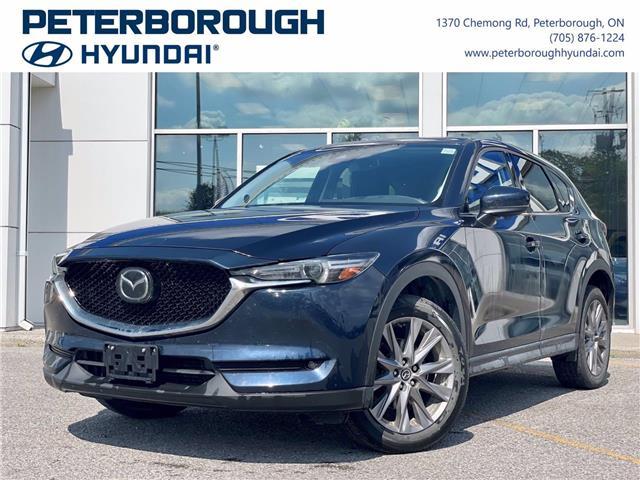 2019 Mazda CX-5 GT w/Turbo (Stk: H13057A) in Peterborough - Image 1 of 30