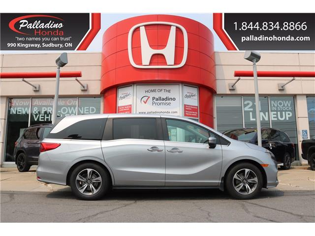 2018 Honda Odyssey EX-L (Stk: U10078) in Greater Sudbury - Image 1 of 38