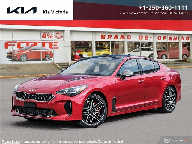 2022 Kia Stinger GT Limited (Stk: ST22-056) in Victoria - Image 1 of 22