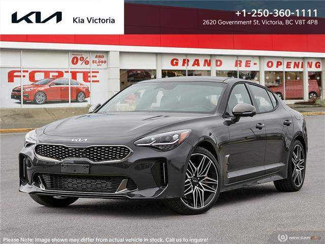 2022 Kia Stinger GT Limited (Stk: ST22-055) in Victoria - Image 1 of 23
