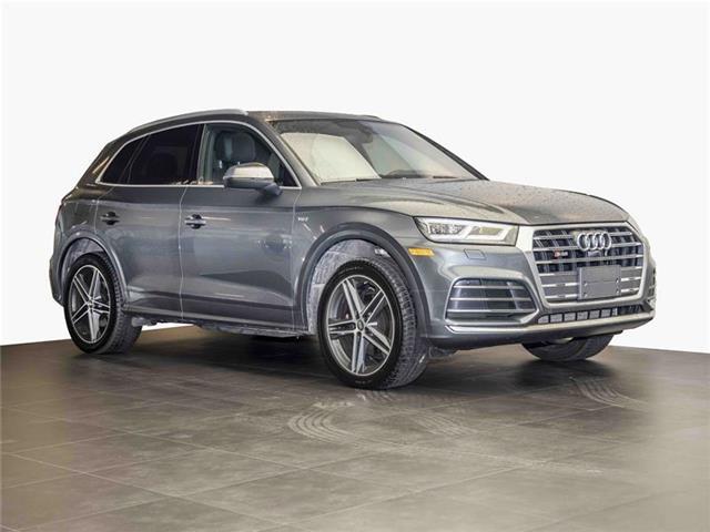 2018 Audi SQ5 3.0T Progressiv (Stk: 93593A) in Nepean - Image 1 of 21