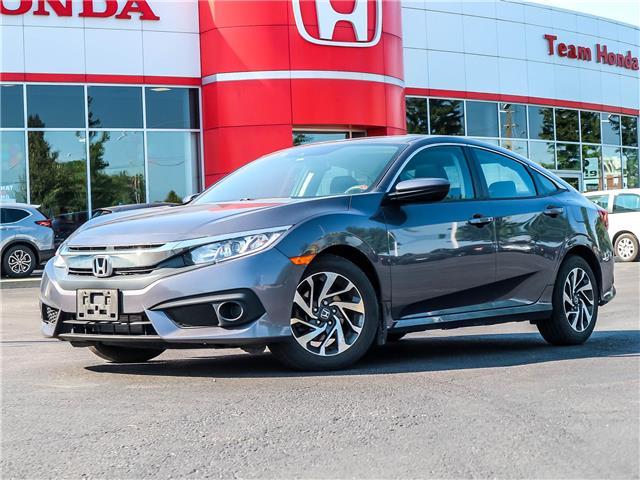 2017 Honda Civic EX (Stk: 3945) in Milton - Image 1 of 1