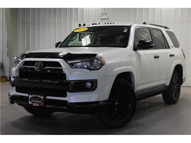 2019 Toyota 4Runner SR5 (Stk: W219255A) in Winnipeg - Image 1 of 28