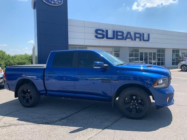 2018 RAM 1500 Sport (Stk: S21222A) in Newmarket - Image 1 of 13