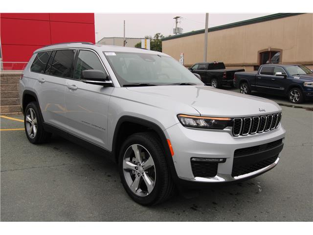 2021 Jeep Grand Cherokee L Limited (Stk: PW3335) in St. John\'s - Image 1 of 23