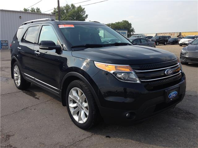 2012 Ford Explorer Limited 1FMHK8F84CGA42090 20133A in Wilkie