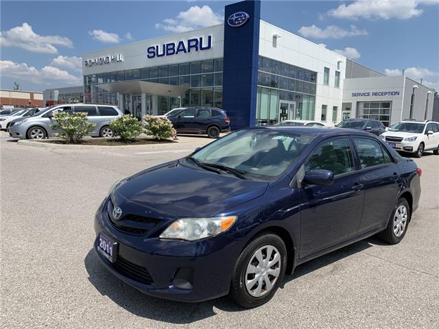 2011 Toyota Corolla S (Stk: T35957) in RICHMOND HILL - Image 1 of 14