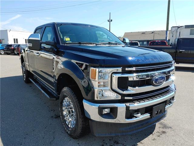 2021 Ford F-350 XLT (Stk: 21T083) in Quesnel - Image 1 of 14