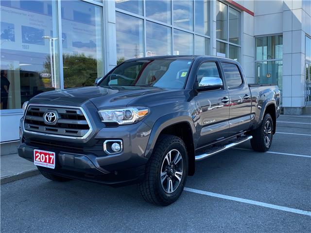 2017 Toyota Tacoma Limited (Stk: W5416) in Cobourg - Image 1 of 26