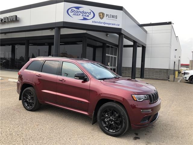 2021 Jeep Grand Cherokee Limited (Stk: 5M181) in Medicine Hat - Image 1 of 18