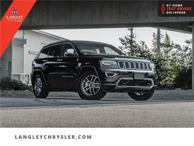 2021 Jeep Grand Cherokee Limited (Stk: M735217) in Surrey - Image 1 of 24