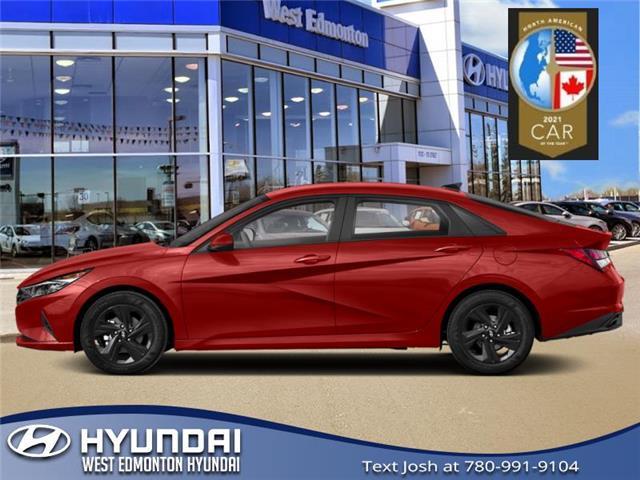 2021 Hyundai Elantra Preferred (Stk: EL10195X) in Edmonton - Image 1 of 1