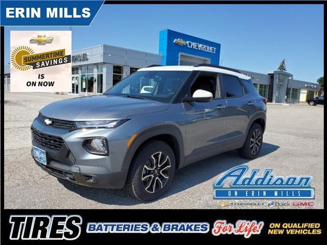 2021 Chevrolet TrailBlazer ACTIV (Stk: MB040648) in Mississauga - Image 1 of 20
