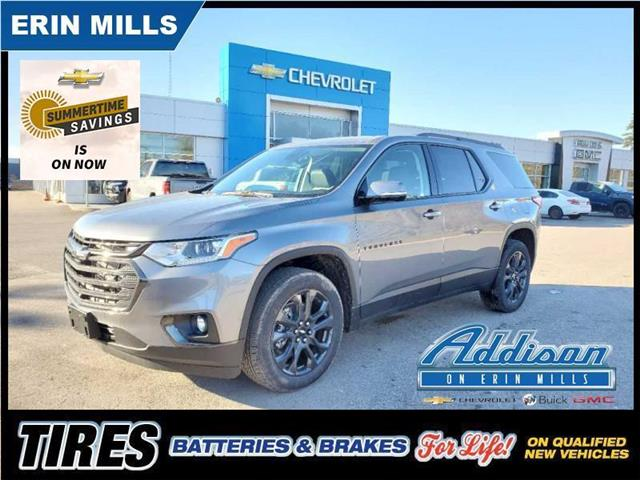 2021 Chevrolet Traverse RS (Stk: MJ102970) in Mississauga - Image 1 of 20