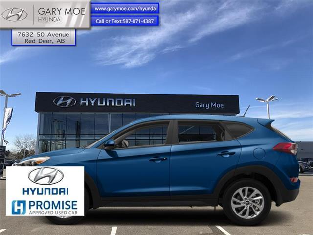 2017 Hyundai Tucson 1.6T SE AWD (Stk: 2KN6473A) in Red Deer - Image 1 of 1