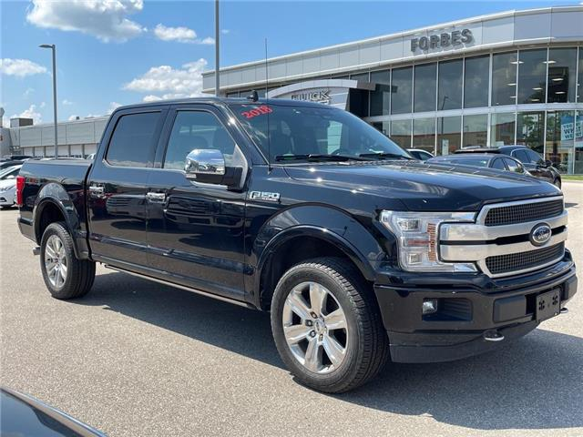 2018 Ford F-150  (Stk: C06760) in Waterloo - Image 1 of 28