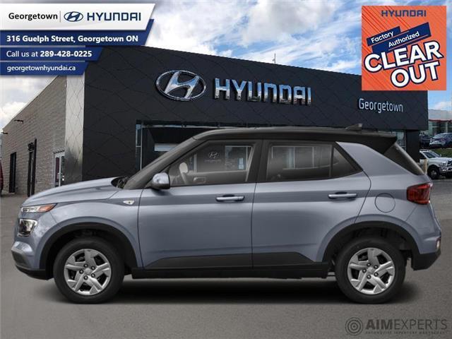 2021 Hyundai Venue Preferred w/Two-Tone (Stk: 1084) in Georgetown - Image 1 of 1