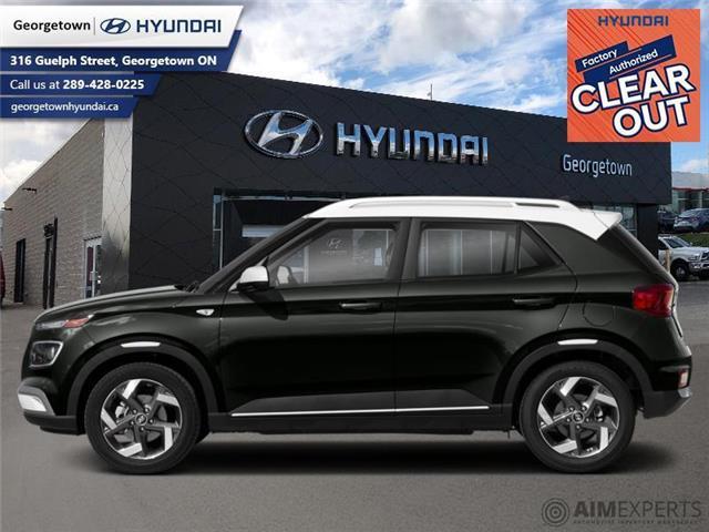2021 Hyundai Venue Ultimate w/Black Interior (IVT) (Stk: 1169) in Georgetown - Image 1 of 1